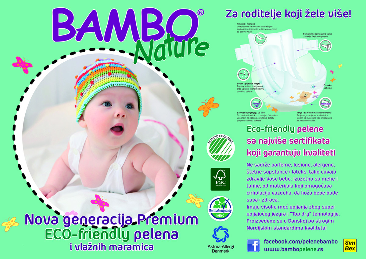 Bambo poster email